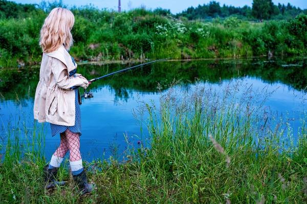 Хобби рыбалка