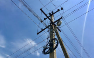Воздушные линии связи