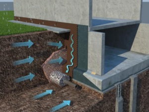 Для чего нужна гидроизоляция зданий и помещений?